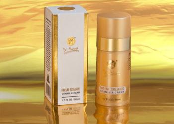 Facial Solaris Vitamin A Cream