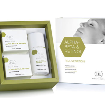 Alpha - beta with Retinol